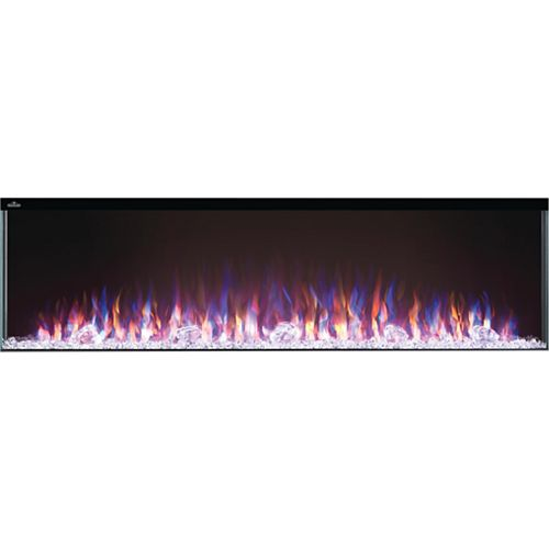 Trivista 60 Built-in Electric Fireplace