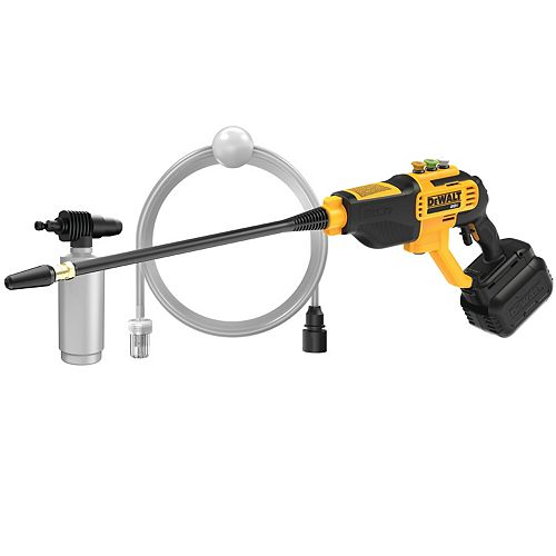 20V MAX Lithium Ion Brushless Cordless 550 PSI Power Cleaner (Tool Only)