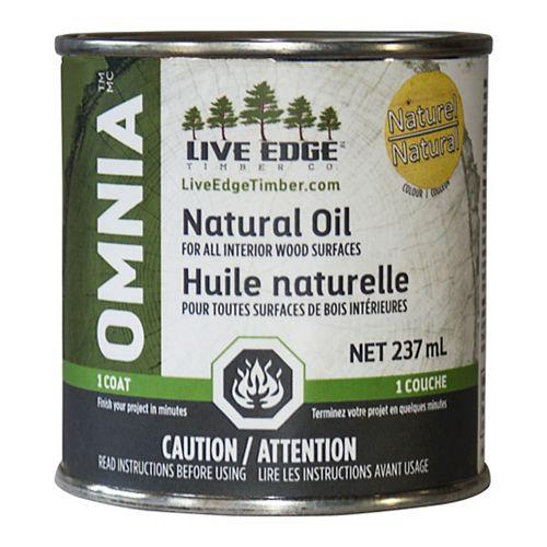 Omnia Huile Naturel - Naturel