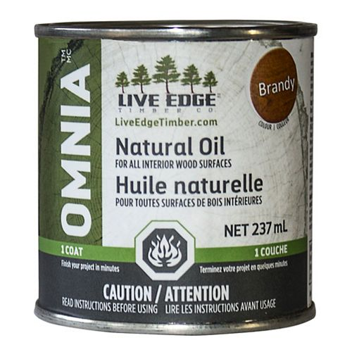 Omnia Huile Naturel - Brandy