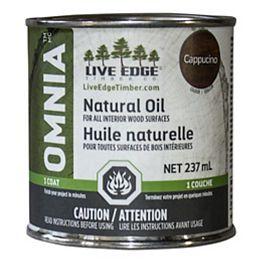 Omnia Huile Naturel - Capuccino