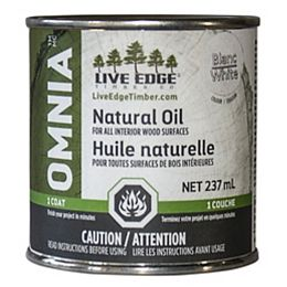 Omnia Huile Naturel - Ultra Blanc