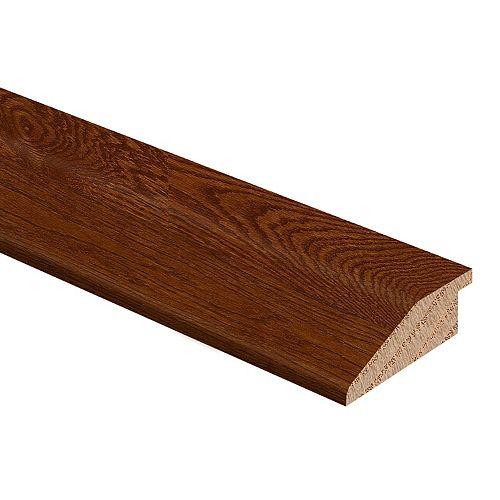 Russet Oak .5-inch x 1.75-inch x 94-inch Hardwood Reducer Molding