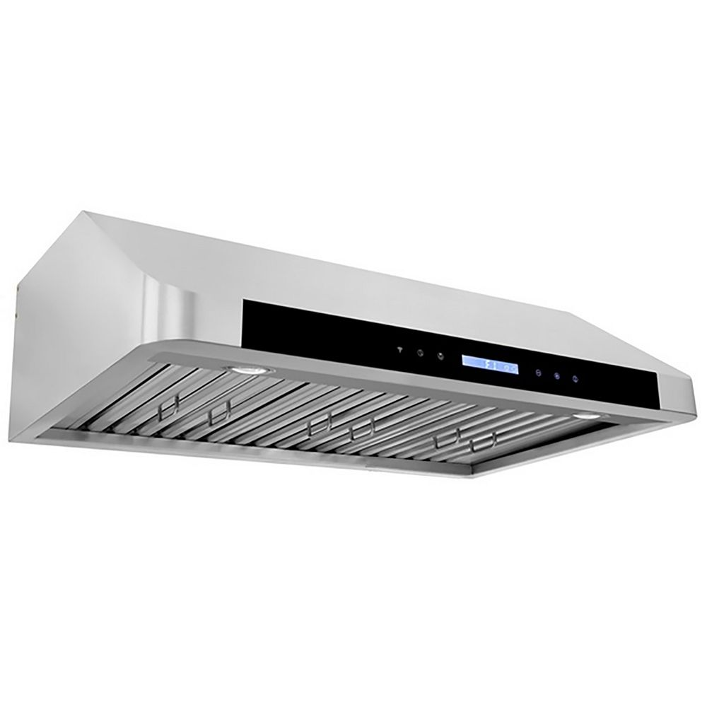 Turin Special Edition Under Cabinet Range Hood 30 inch 900 CFM