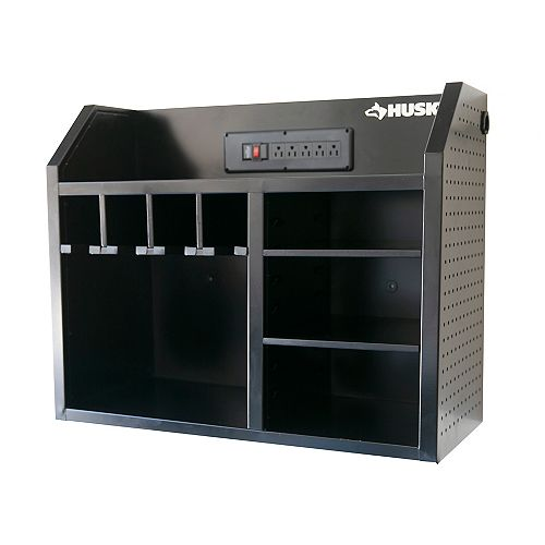 30-inch W x 24-inch H Power Tool Charging Station