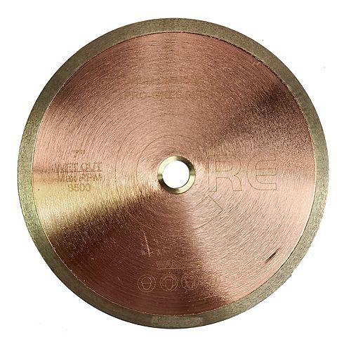 Core Diamond Abrasives LAME DE DIAMANT POUR LE VERRE HD, 10 PO