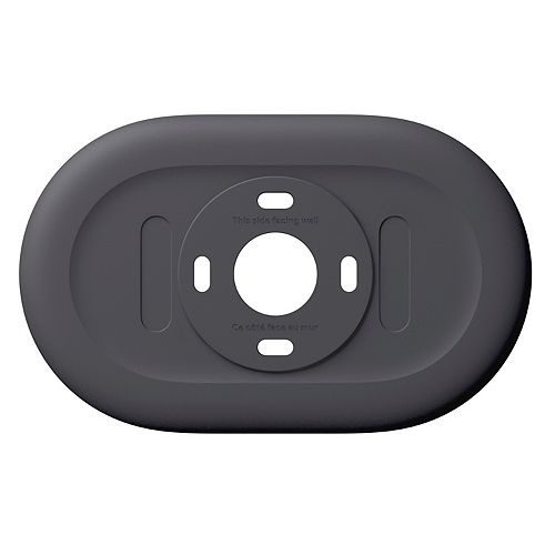 Nest Thermostat Trim Plate Charcoal
