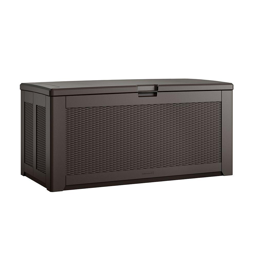 Rubbermaid Rubbermaid XL Easy Install Deck Box