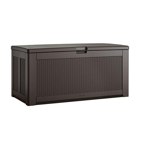 Boîte de terrasse facile à installer Rubbermaid XL