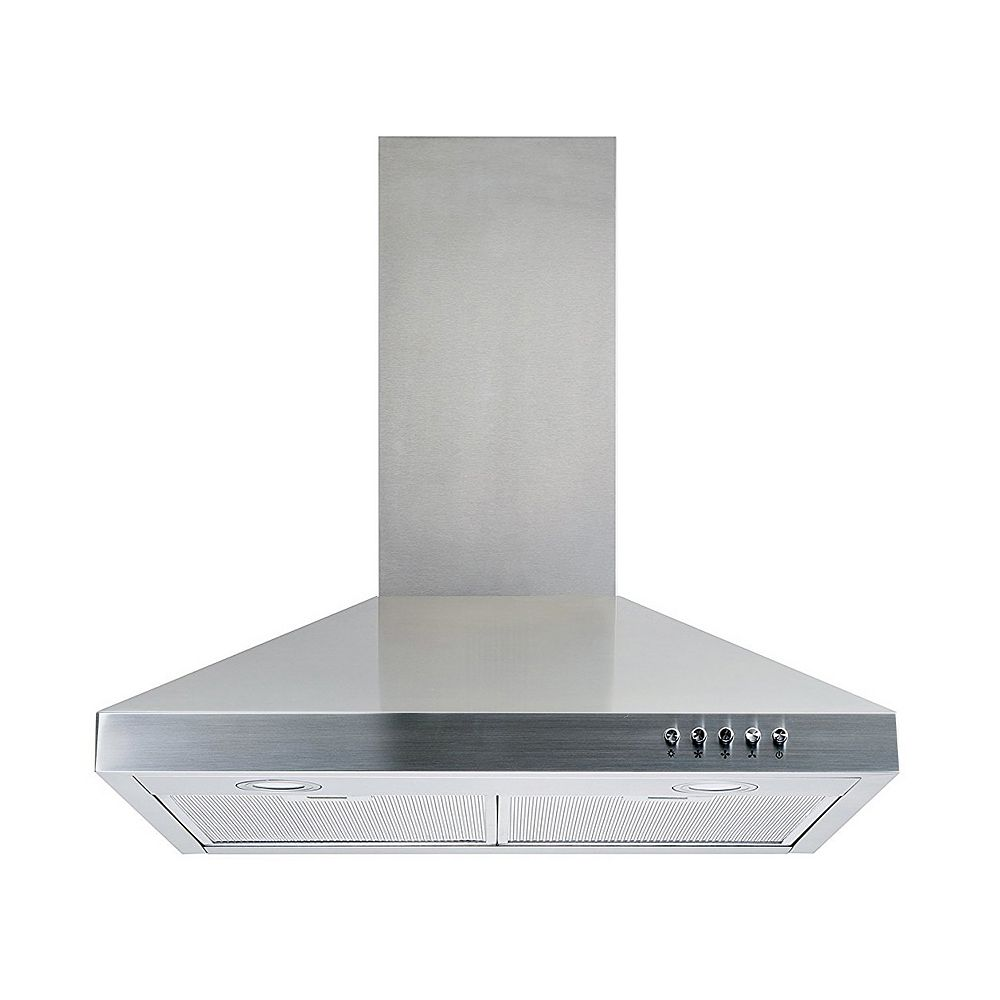 Turin Dakota Wall Mounted Range Hood 30 inch 800 CFM