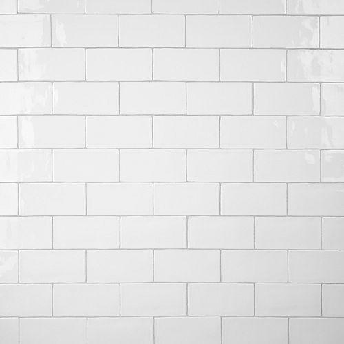 Castillo White 3-inch x 6-inch Ceramic Subway Wall Tile (5.67 sq. ft. / case)