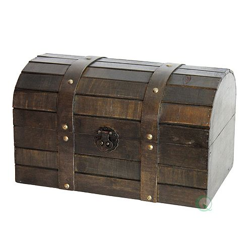 Old Style Barn Wood Trunk