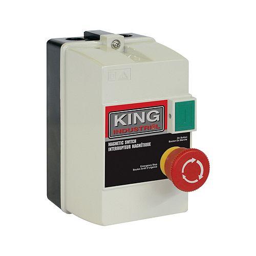 220V Magnetic Switch (17-21 Amp.)