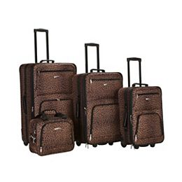 ungle Softside Luggage Set