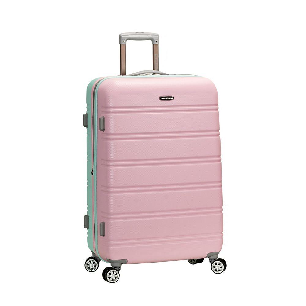 Rockland Melbourne 28 in. Hardside Luggage, Mint