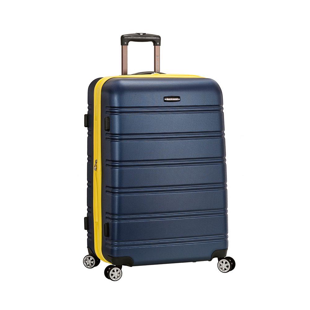 Rockland Melbourne 28 in. Hardside Luggage, Navy
