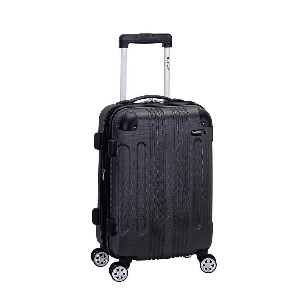 Rockland Sonic 20 in. Hardside Carry-on, Grey