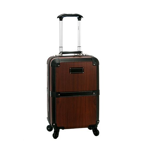 Stage Coach 20 in. Rolling Trunk, Wood