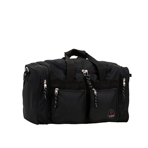 Freestyle 19 in. Tote Bag, Black
