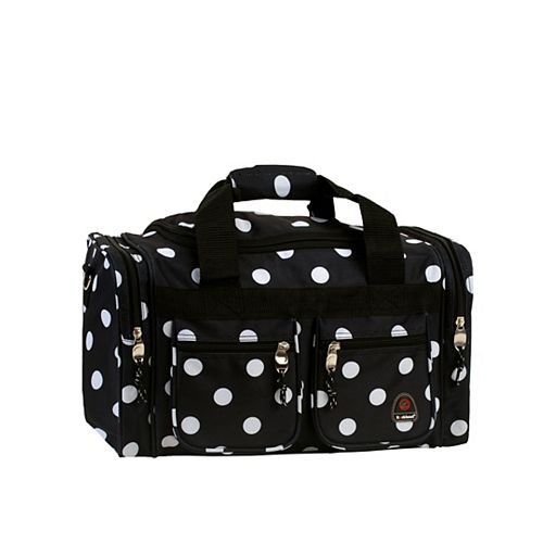 Freestyle 19 in. Tote Bag, Blackdot