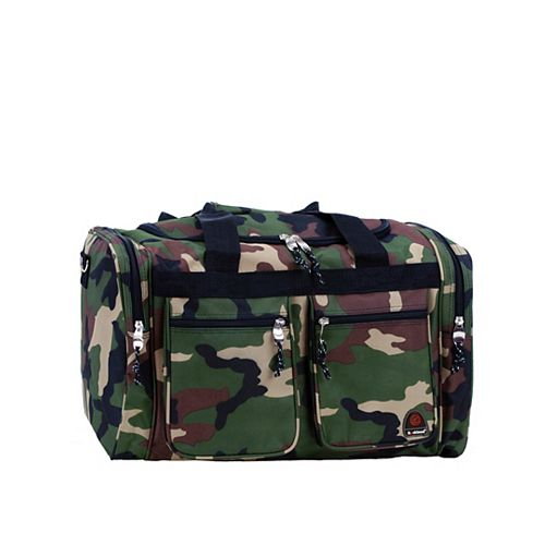 Freestyle 19 in. Tote Bag, Camo