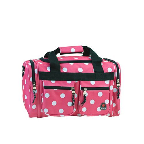 Freestyle 19 in. Tote Bag, Pinkdot