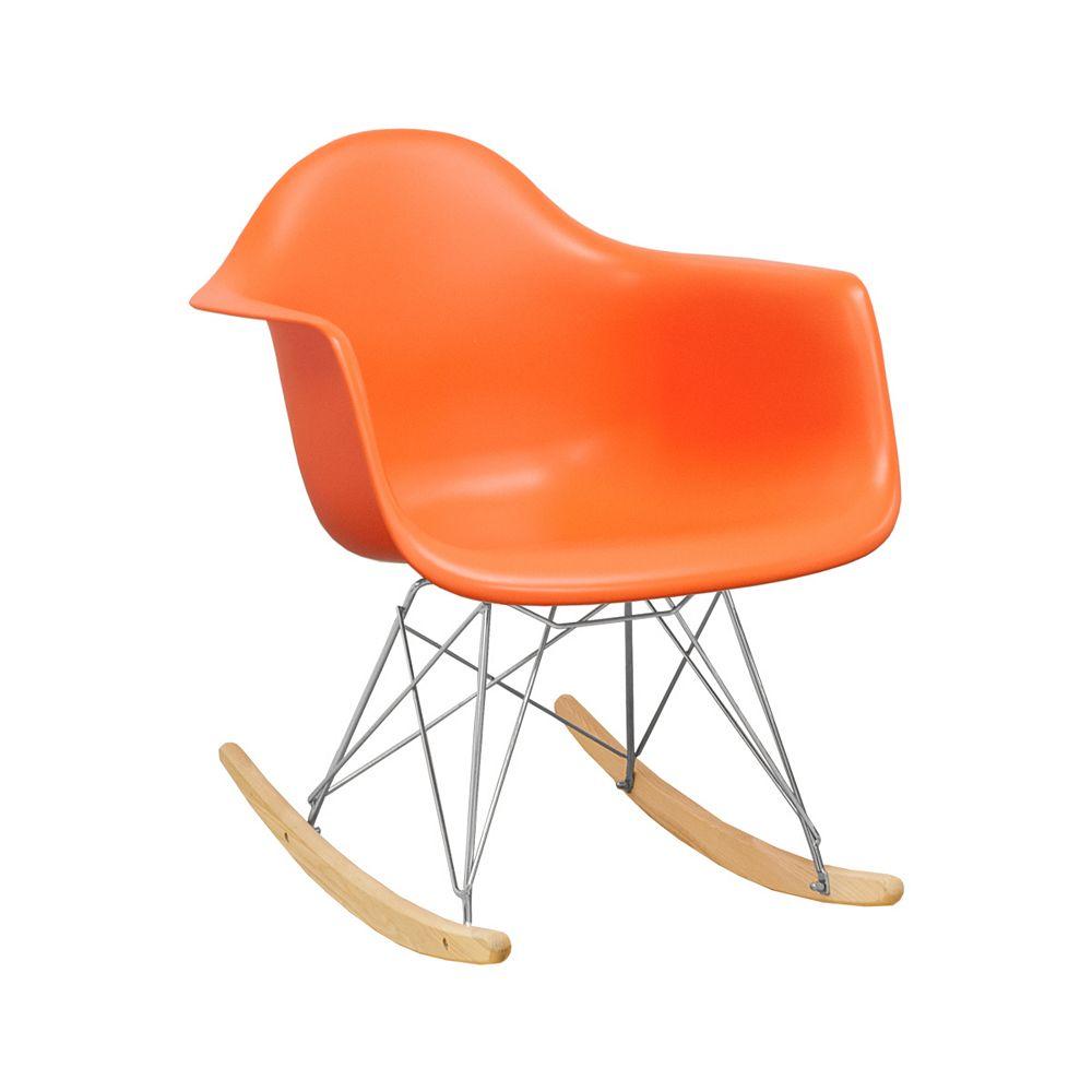 Mod Made Paris Tower Rocker Orange