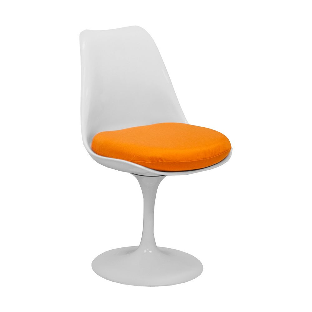 Mod Made Lily Side Chair Orange