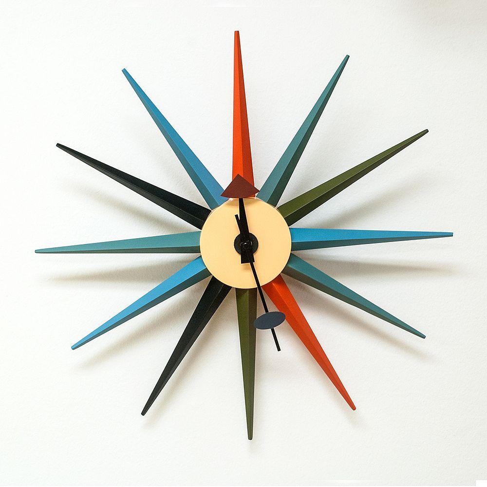 Mod Made Star Clock