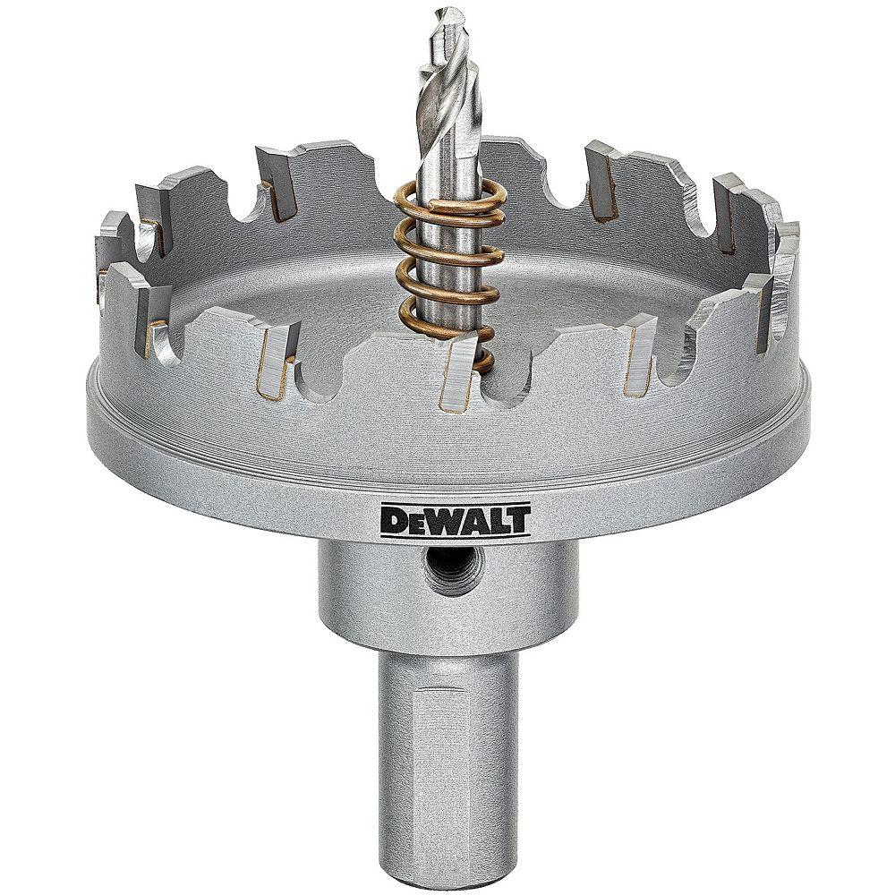 Dewalt Metal Cutting Carbide Holesaw, 2-1/2-Inch (DWACM1840)