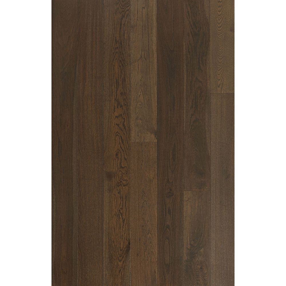 Quickstyle Russset 1/2-inch x 6-1/2-inch x R/L Click Engineered Oak Flooring (17.05 sq. ft./case) Sample