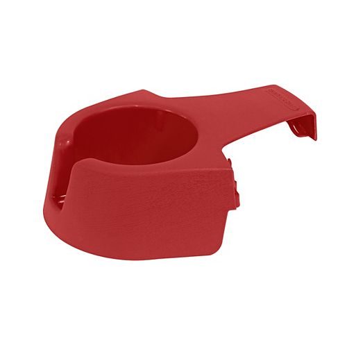 Adirondack Red Cup Holder