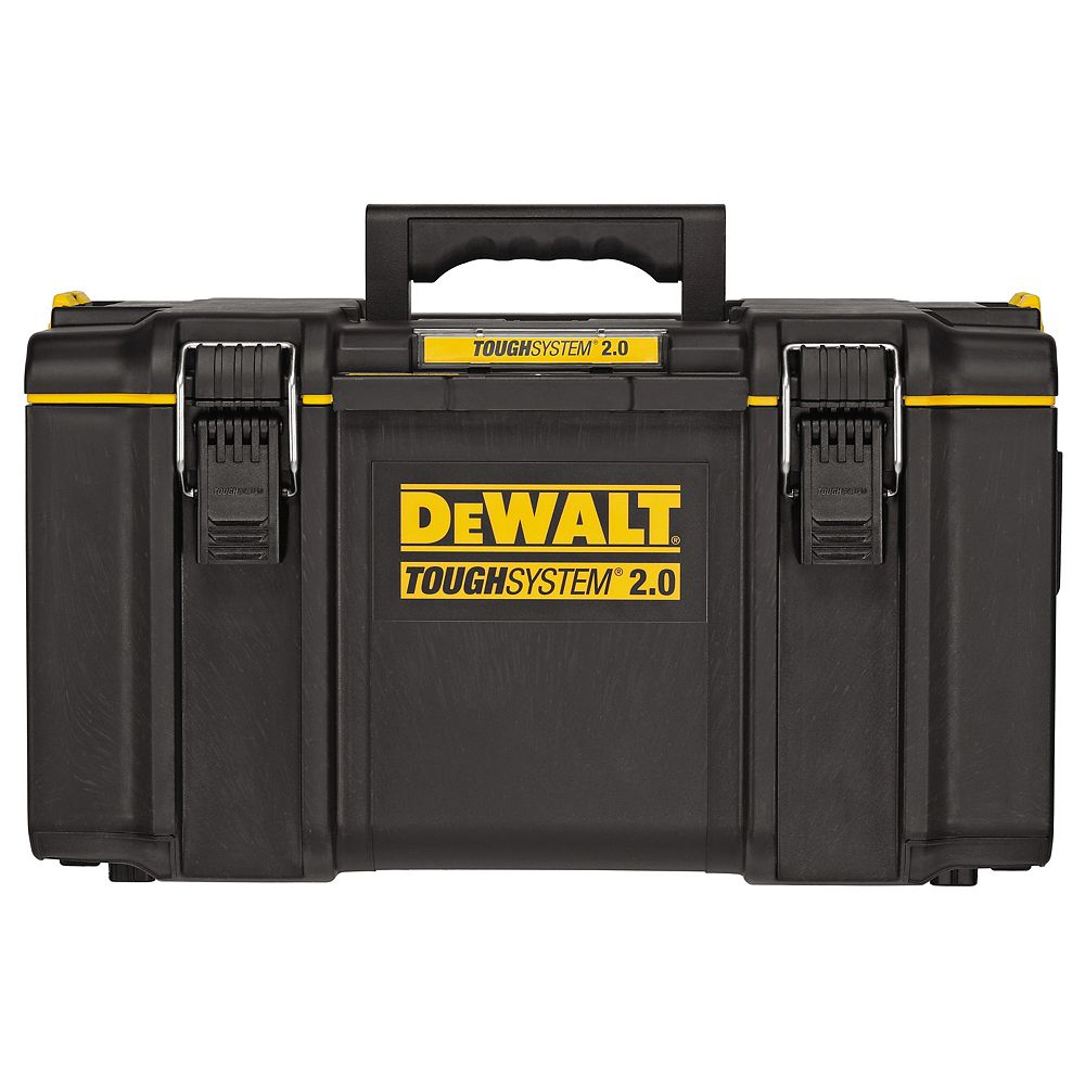 DEWALT TOUGH SYSTEM 2.0 Medium Toolbox