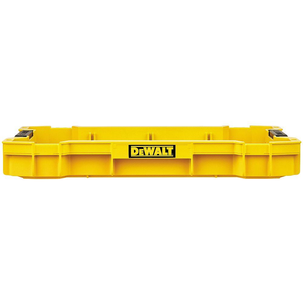 Dewalt TOUGH SYSTEM 2.0 Shallow Tool Tray