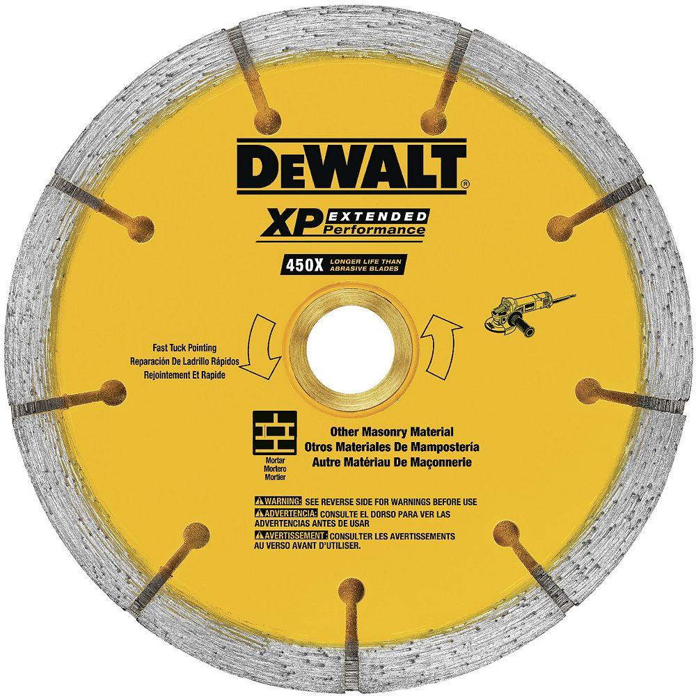 Dewalt 0.250 XP Sandwich Tuck Point Blade, 6-inch (DW4739S)
