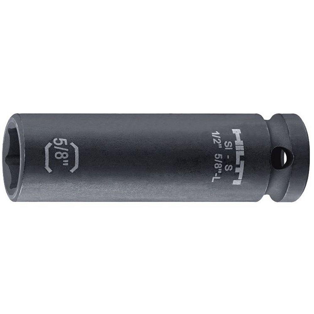 Hilti 1/2 inch - 5/8 inch S-NSD Deep Impact Socket