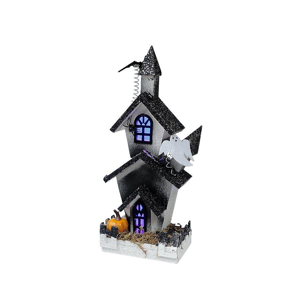 IH Casa Decor Led Haunted Church