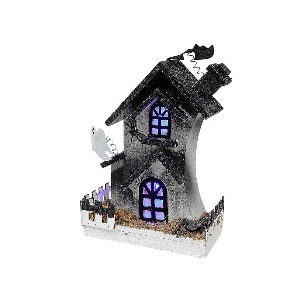 IH Casa Decor Led Haunted 3-Story House