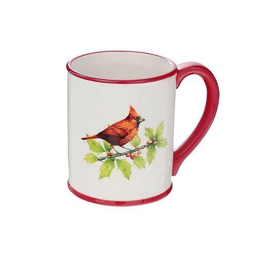 Ceramic Mug (Cardinal)