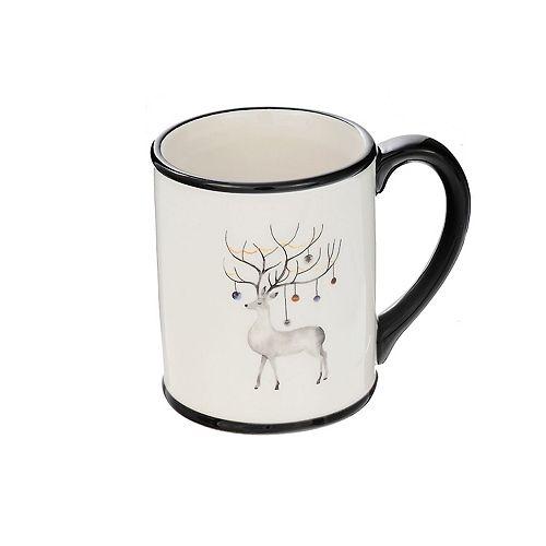 Ceramic Mug (Reindeer)