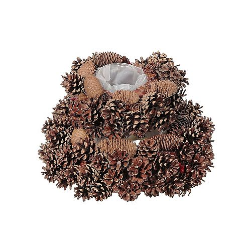 IH Casa Decor Pinecone Planter With Liner (Large)