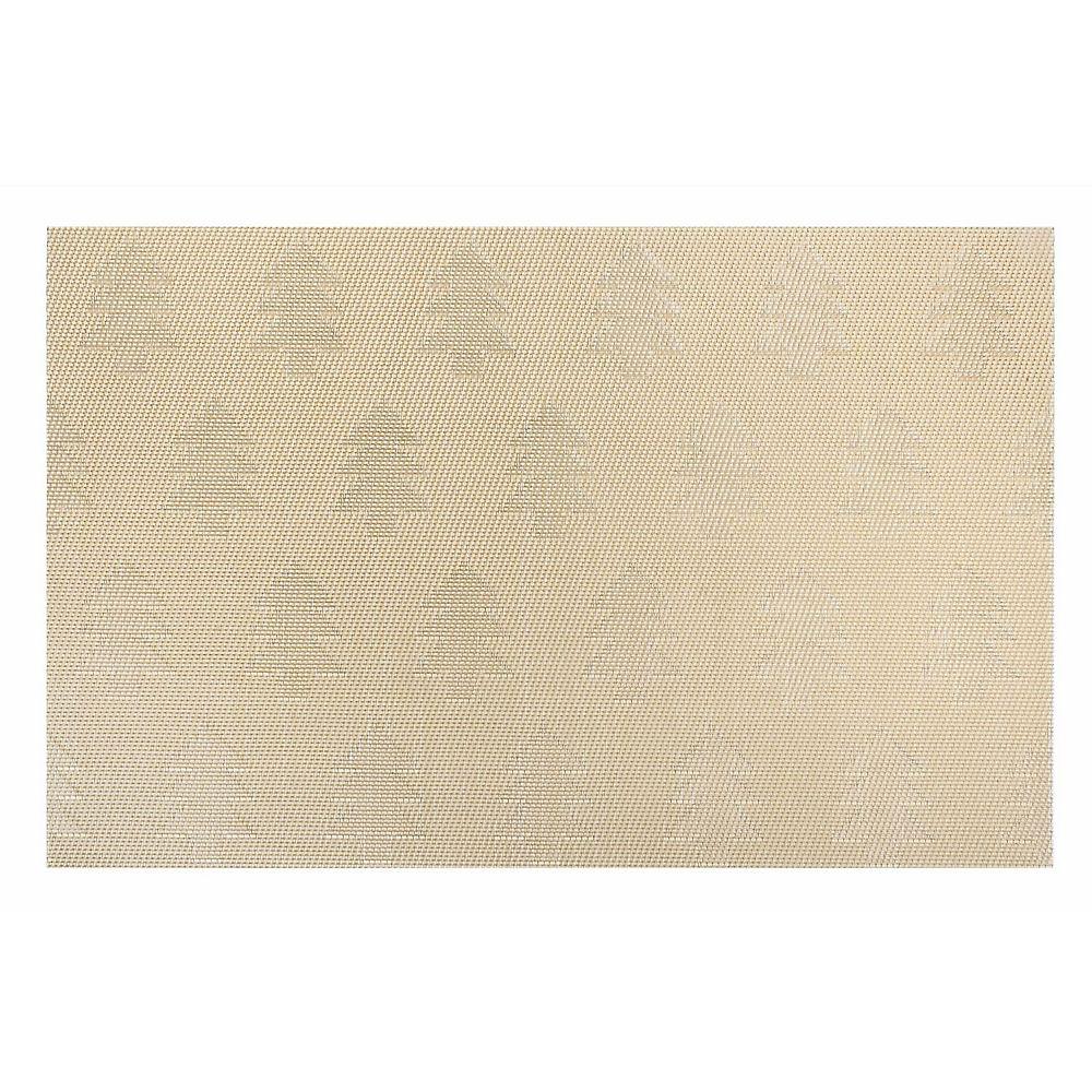 IH Casa Decor Vinyl Placemat (Tree) (Gold)