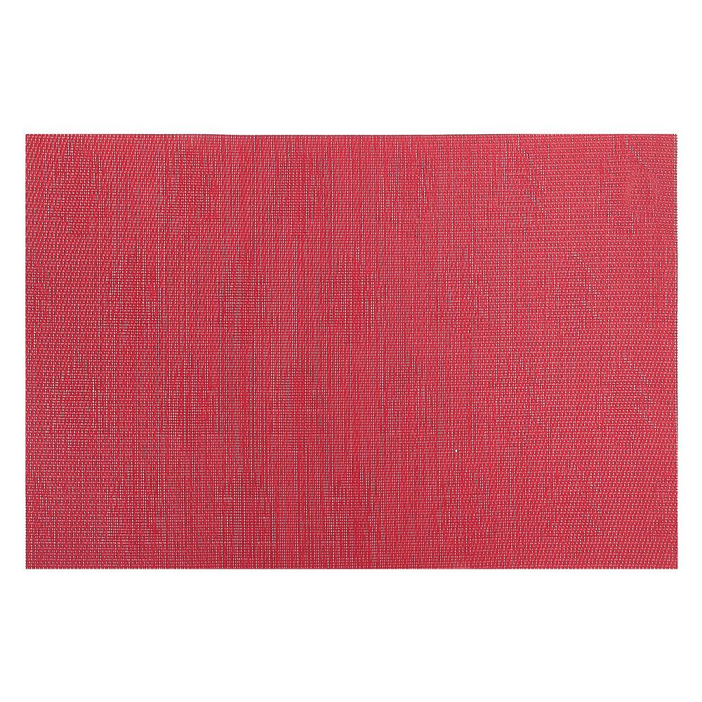 IH Casa Decor Vinyl Placemat (Tree) (Red)