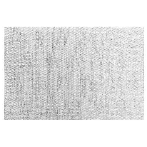 Vinyl Placemat (Tree) (Silver)