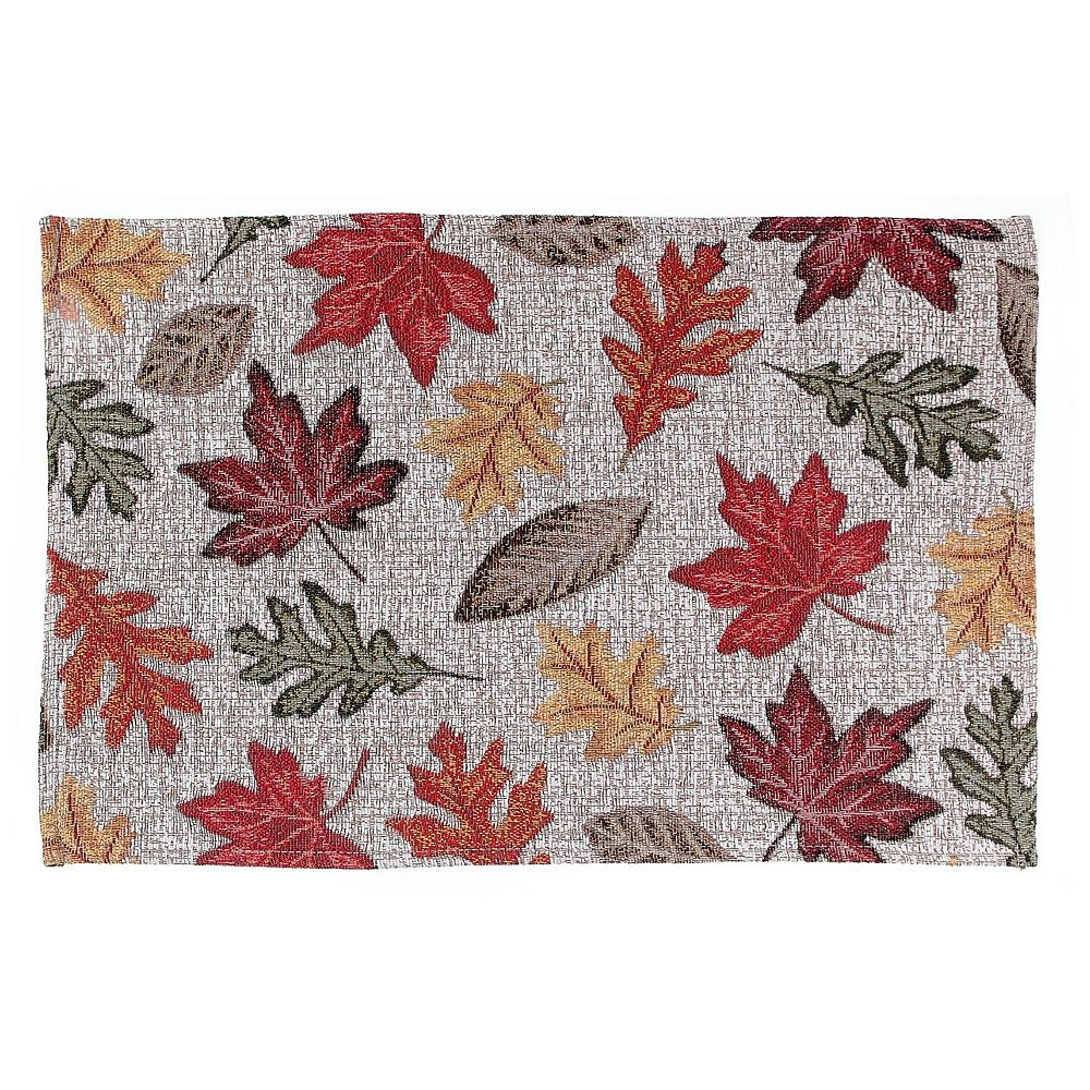 IH Casa Decor Tapestry Unbacked Placemat (Autumn Leaves)