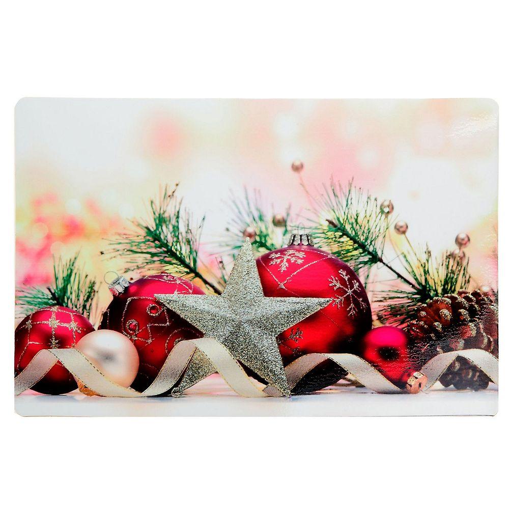 IH Casa Decor Plastic Placemat (Ornaments)