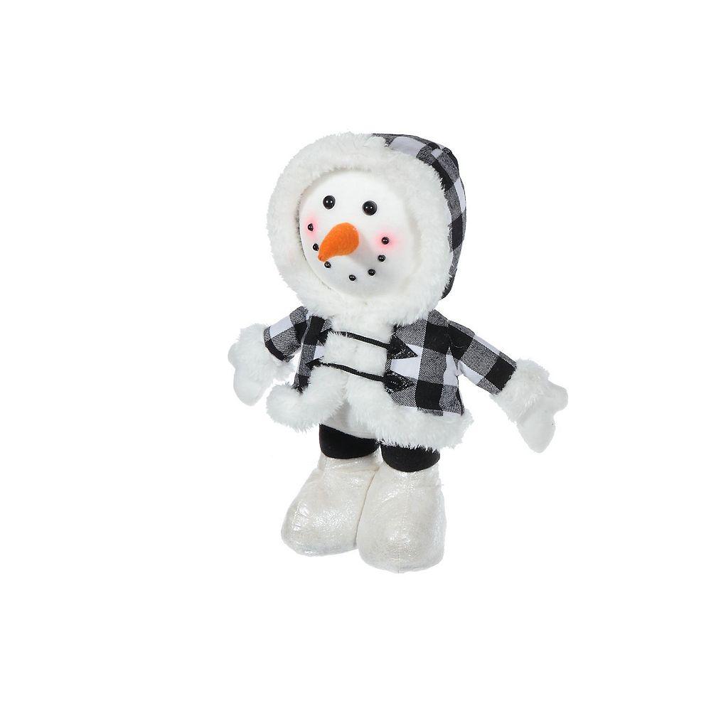 IH Casa Decor Merry The Snowman Plush Stander