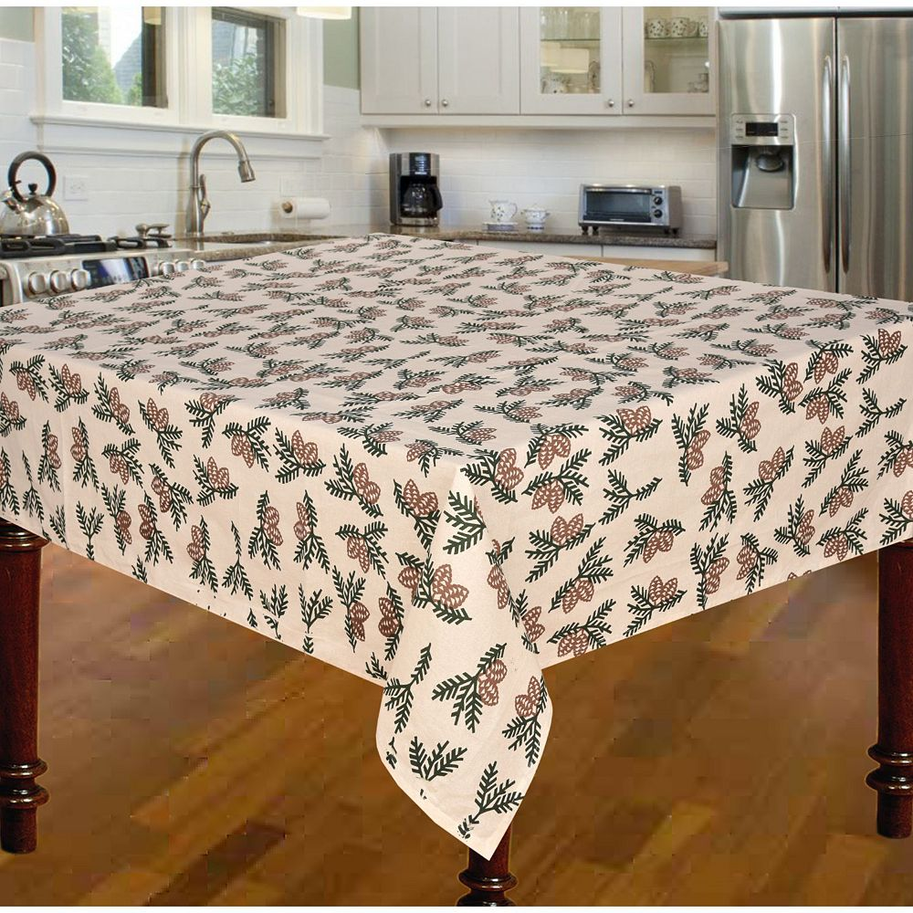 IH Casa Decor Table Cloth (Pinecone)