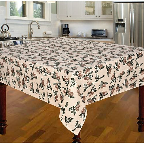 Table Cloth (Pinecone)