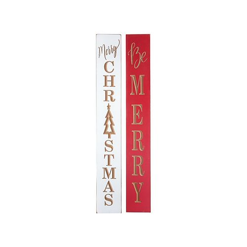 IH Casa Decor Giant Etched Wall Plaque (English) (Asstd)